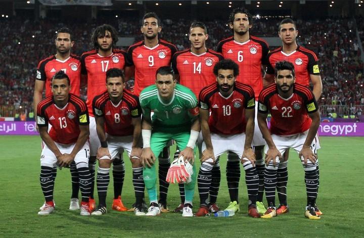 Arquero titular se pierde el Mundial por rotura de ligamentos — Egipto