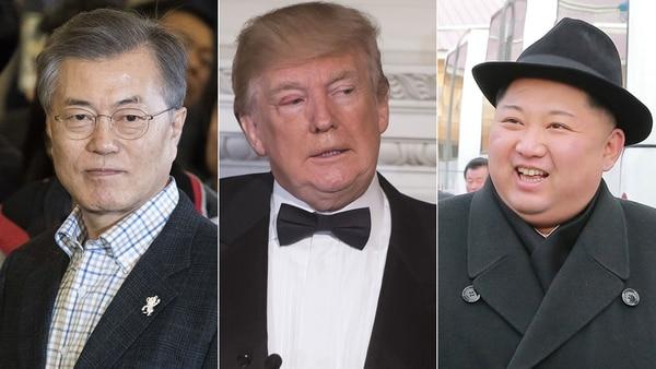 Trump confirma reunión del jefe de la CIA con líder Norcoreano