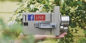 Facebook permitirá publicar videos pregrabados con las funciones de Facebook Live