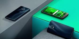 Motorola presenta la nueva familia de teléfonos moto g6 y moto e5