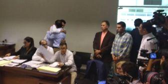 José María Leyes comparece ante un juez