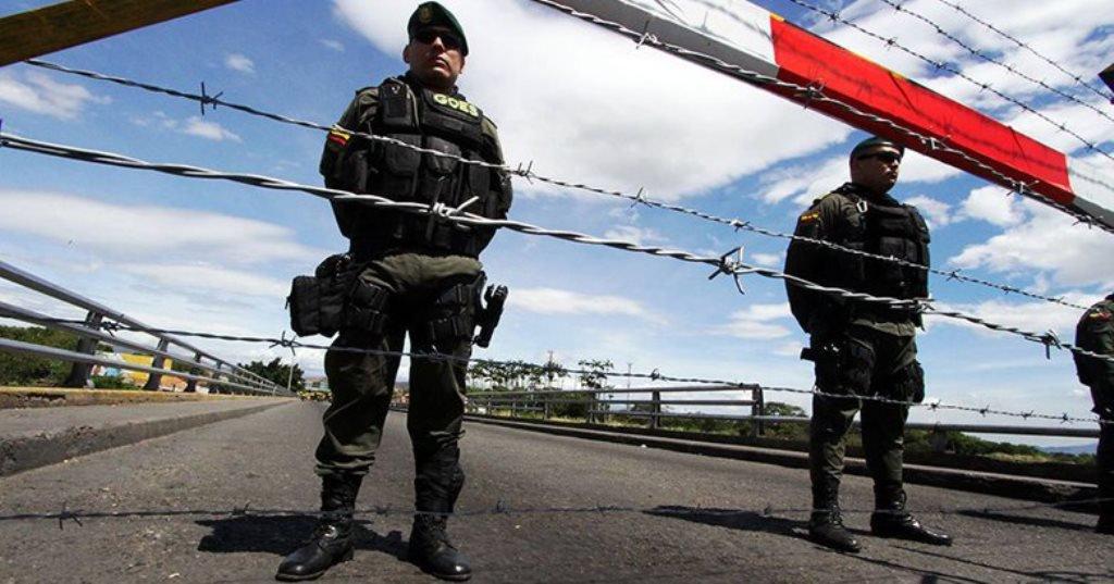 Imagen de archivo de la frontera colombo-venezolana (Foto: versionfinal.com.ve)