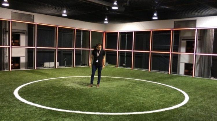 Footbonaut, la máquina que instauró en el Borussia Dortmund
