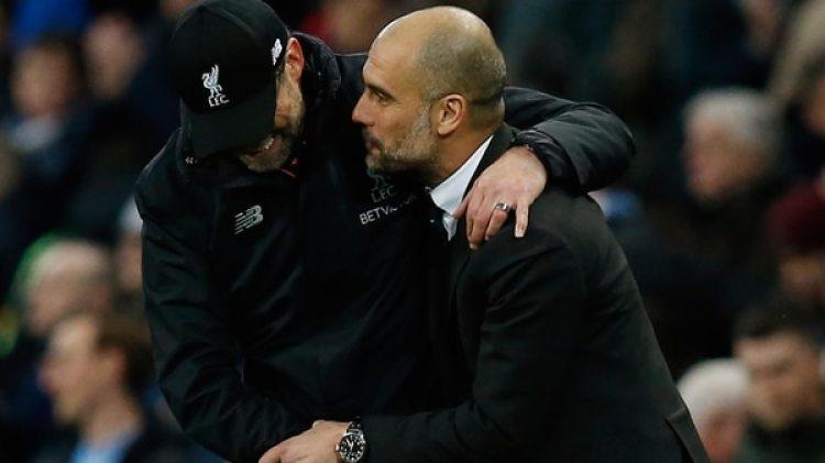 Con Guardiola se enfrentó en Alemania y en Inglaterra (Reuters)