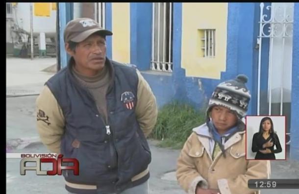 La Paz: Familia de menor que se tragó una moneda pide ayuda
