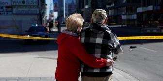 Canadá investiga posibles conexiones terroristas del atropello en Toronto