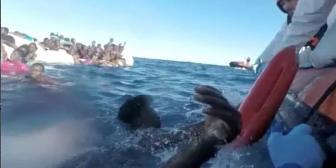 Rescatan a casi 1.200 inmigrantes en 48 horas en el Mediterráneo