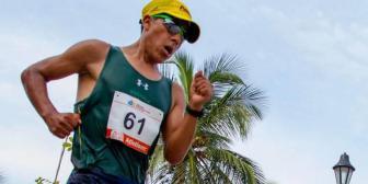 """Ronal Quispe: Estuve a punto de dejar el atletismo por falta de apoyo económico"""""""