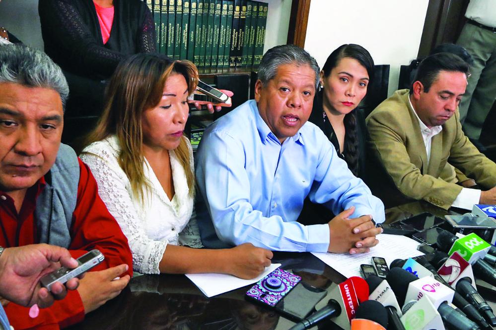 Alcaldía de Cochabamba está en el limbo a espera de notificación