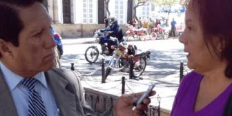 """Cónsul peruano espera """"justicia"""" para Cafferata por violación de derechos"""
