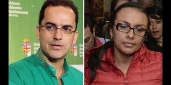 Confirman que funcionaria de Leyes arrestada trabajó en la Gobernación cruceña