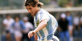 """Caniggia: """"La FIFA no quería que Argentina sea campeón en el 90"""""""