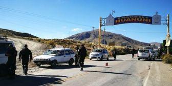 Central Obrera Boliviana rechaza hipótesis de que la explosión en Huanuni se haya originado por problemas pasionales