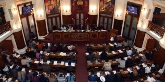 Legislativo boliviano aprueba observaciones a Ley de Fortalecimiento de Lucha Contra el Contrabando