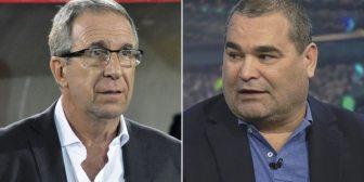 Las disculpas públicas del entrenador uruguayo a José Luis Chilavert