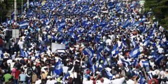 La CIDH repudió la brutal represión del régimen de Daniel Ortega en Nicaragua