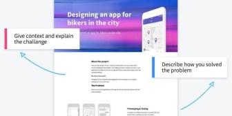 UX folio, una web para poner en marcha tu propio portafolio de manera sencilla