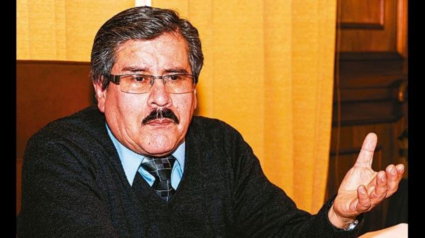Muere Luis García Meza en el hospital Cossmil