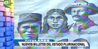 Video titulares de noticias de TV – Bolivia, mediodía del martes 10 de abril de 2018