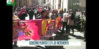 Video titulares de noticias de TV – Bolivia, noche del lunes 23 de abril de 2018