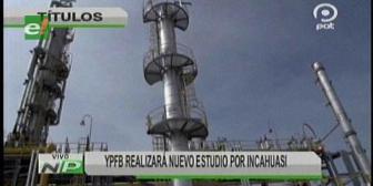 Video titulares de noticias de TV – Bolivia, mediodía del jueves 12 de abril de 2018