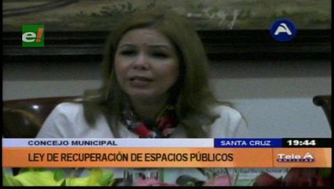 Municipio cruceño alista ley para el traslado de La Ramada y recuperación de espacios públicos