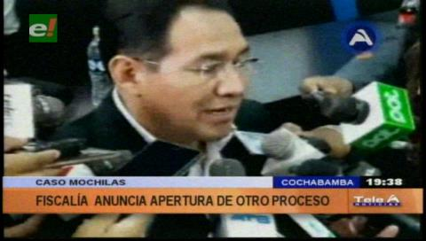 Guerrero anuncia otro proceso penal en el caso de las mochilas chinas