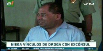 Romero desmiente a Monasterios y afirma que Ribera no está relacionado con la droga incautada en Beni