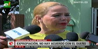 Sosa aclara que ya se hizo el pago por los terrenos de La Ramada y que no pagarán más