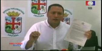Diputado Dorado le recuerda sus obligaciones al gerente general de la CNS