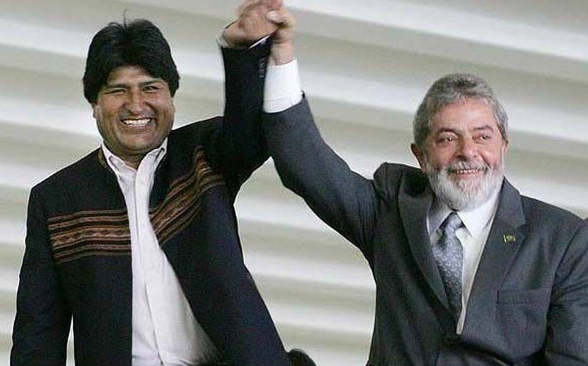 Evo Morales critica