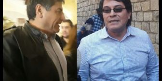 Escándalo en el fútbol: Justiniano y Pérez se agarraron a los golpes en La Paz