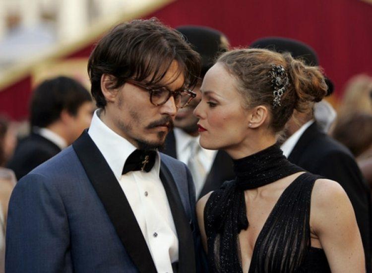 Johnny Depp y Vanessa Paradis estuvieron juntos desde 1998 hasta 2012