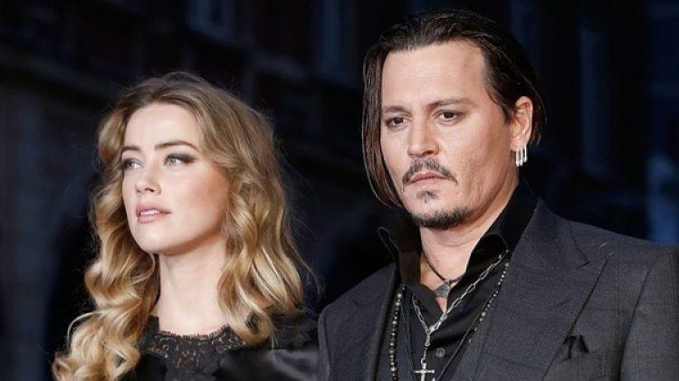 Depp se separó al año de casado con Amber Heard en medio de un escándalo