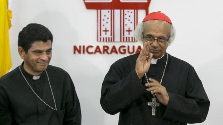 La Iglesia mediará en la crisis de Nicaragua(EFE/Jorge Torres)