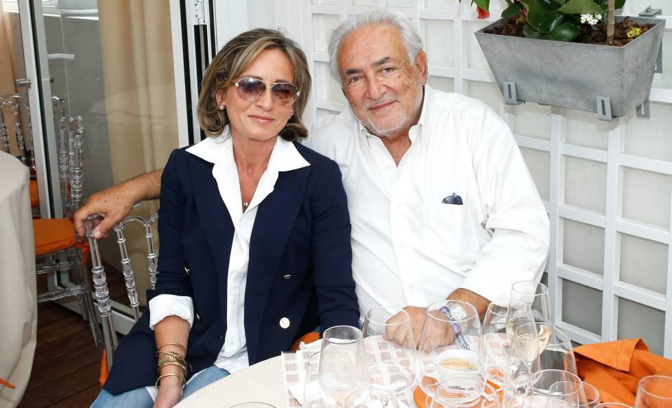Dominique Strauss-Kahn y Myriam L