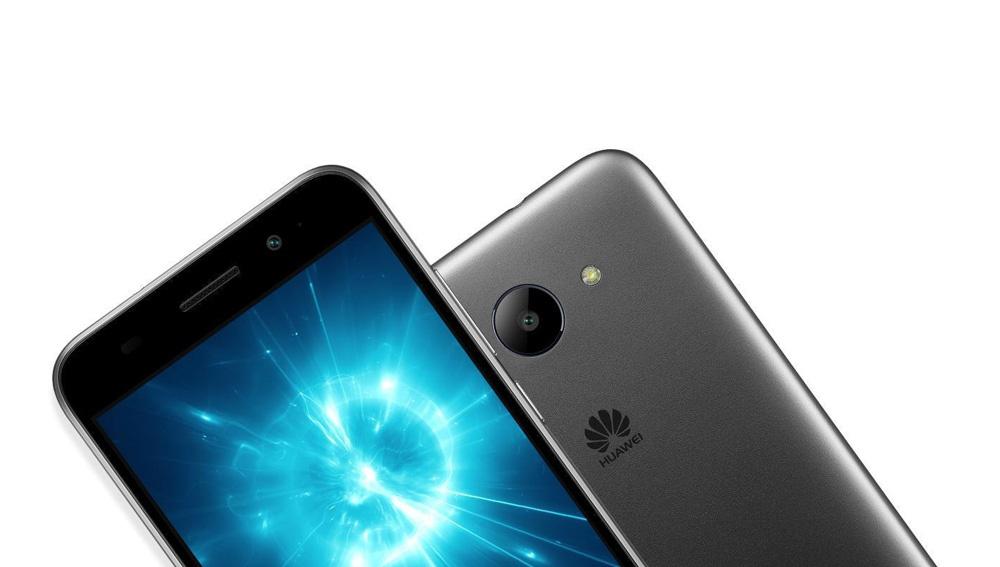 Cámara del Huawei Y3 2018