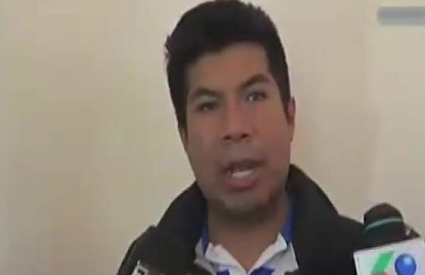 Identifican a presunto agresor del gobernador de Chuquisaca