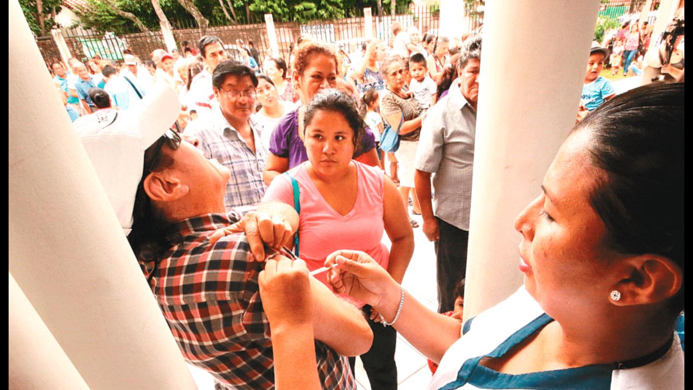 Ministerio de Salud evalúa la emisión de alerta nacional por influenza