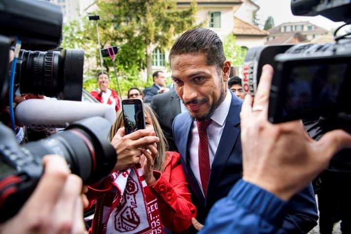 Perú vs. Escocia: Fernando Guerrero será el árbitro del partido