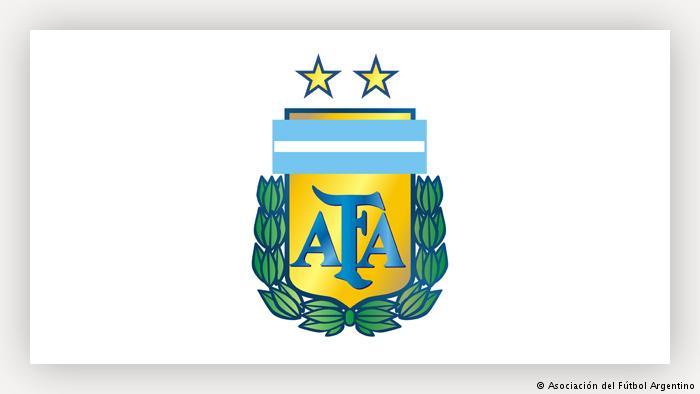 Logo Fussballverband Argentinien (Asociación del Fútbol Argentino)