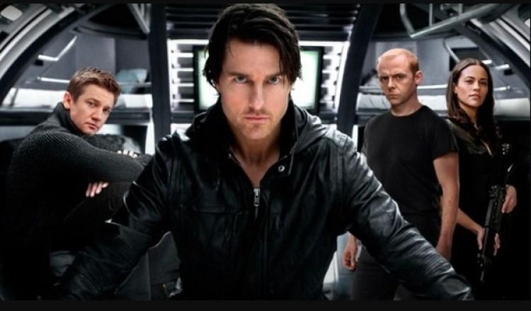 """Tom Cruise retoma su personaje de Ethan Hunt en """"Misión imposible 6"""" (Paramount Pictures)"""