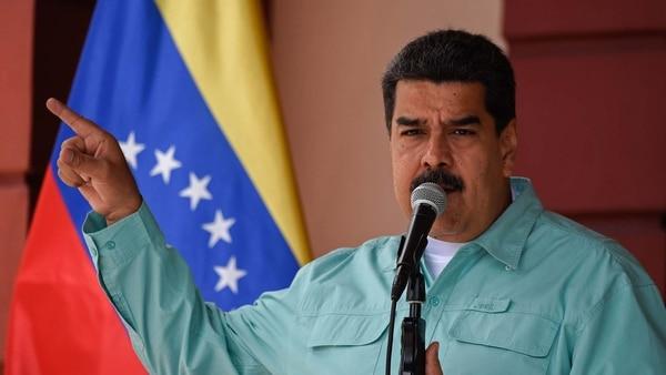 Maduro buscará la reelección el próximo domingo en una elecciones consideradas fraudulentas por la oposición y gran parte de la comunidad internacional