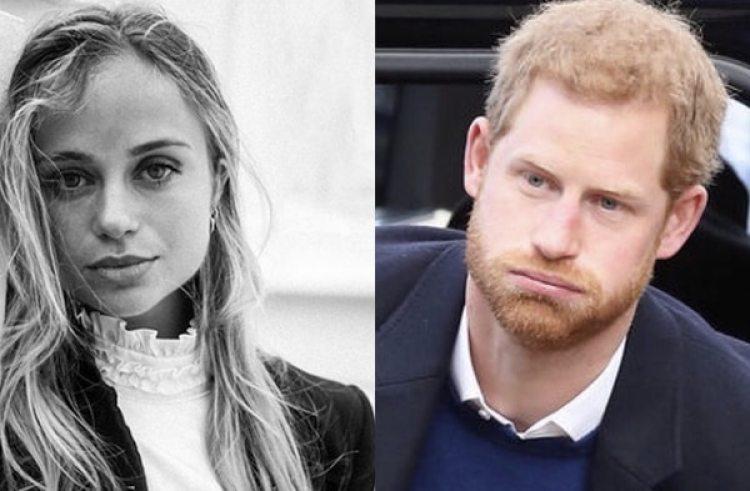 Lady Amelia Windsor, una de las primas más famosas del príncipe Harry, aparentemente habría sido vetada de la boda real