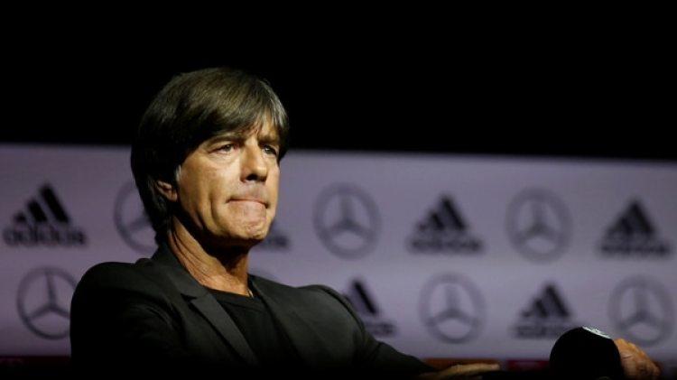 Joachim Löw le respondió a Sandro Wagner tras dar la lista de convocados para el Mundial (Reuters)