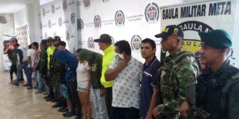 Contundente golpe al Clan del Golfo: capturaron a 24 integrantes que esclarecen 54 homicidios