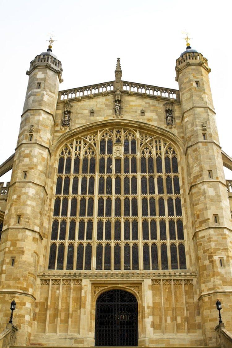 """St George's Chapel"" , la capilla donde contraerán matrimonio Harry y Meghan Markle"