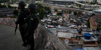 Siete muertos durante operativo policíaco en Rio de Janeiro