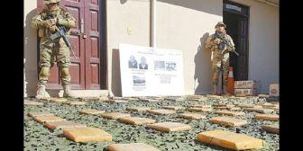 Oruro se convirtió en la ciudad tránsito de la marihuana que sale de Bolivia