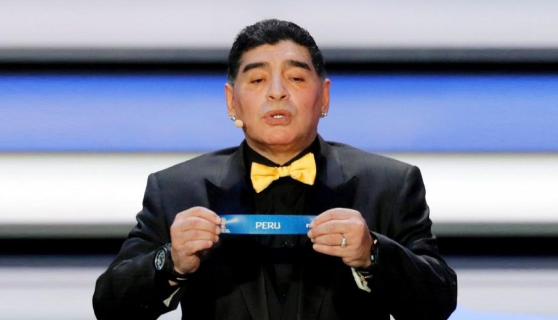 Diego Maradona: Crack Argentino tuvo dos episodios de dopaje.